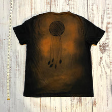Load image into Gallery viewer, Medium Sacred Geometry Design T-shirt One of a Kind