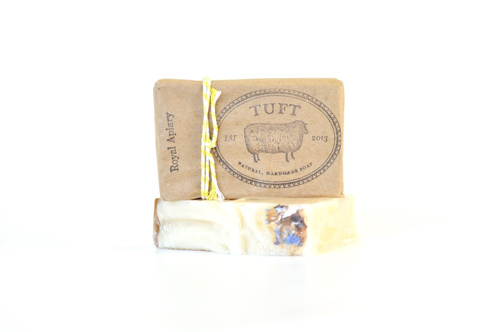Tuft Woolens Soap
