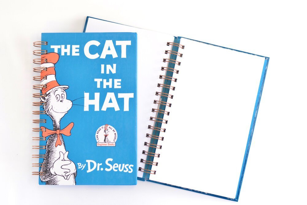 The Cat in the Hat Journal