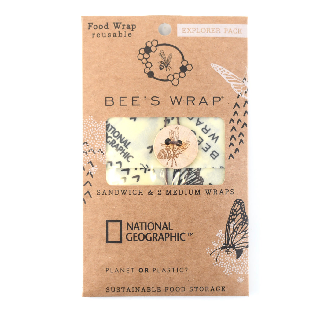 Bees Wrap- Explorer Pack