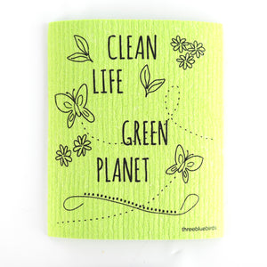 Eco Friendly Cleaning Cloth