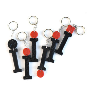 Ironton Tigers Keychain Collection