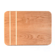 Load image into Gallery viewer, Cherry & Maple Cutting Board