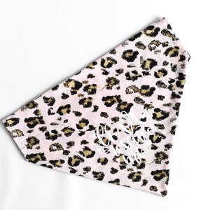 Love Rescued Me Dog Bandana