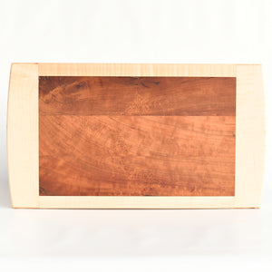 Thick Cherry & Maple Cutting Board