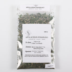 Mint-to-Be Loose Leaf Tea