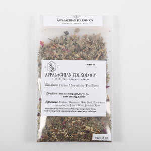 Divine Masculini Loose Leaf Tea