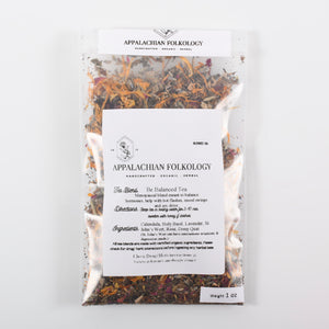 Be Balanced Menopausal Loose Leaf Tea