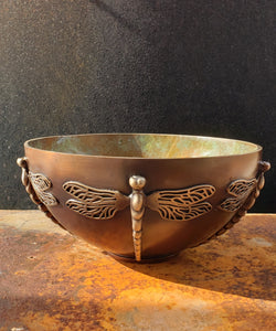 Dragonfly Bowl - Limited Edition