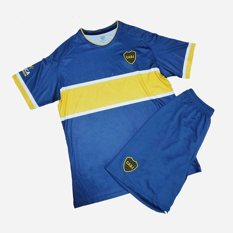 Uniforme BOCA: Camiseta + Short