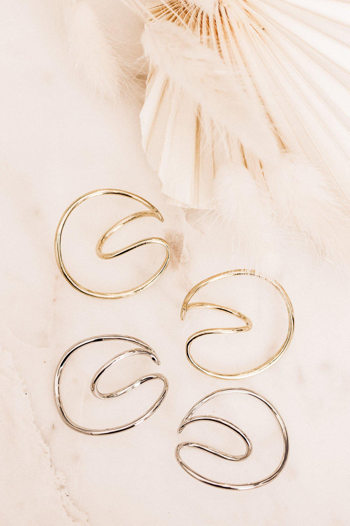 Halley Earpieces-Earcuff-daize