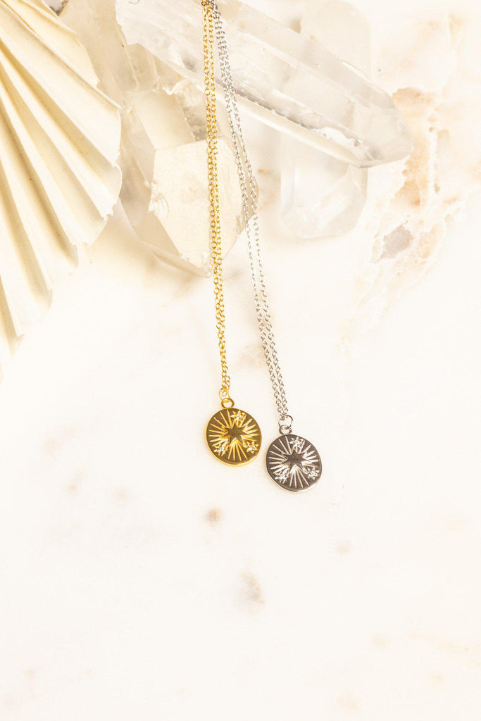 Stea Necklace / Exclusive by House of Grace-Kette-daize