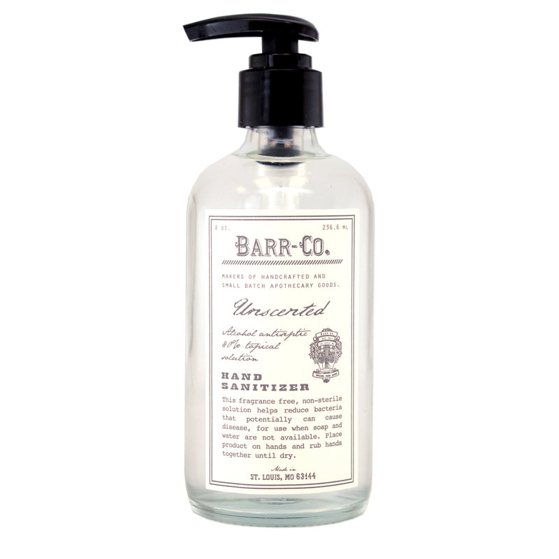 Barr-Co. Hand sanitizer - 8oz