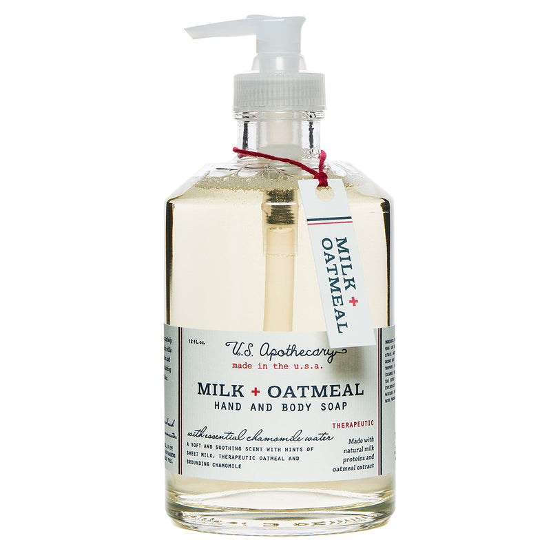 US Apothecary Hand & Body Soap