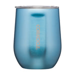 Corkcicle 12oz Metallic Stemless