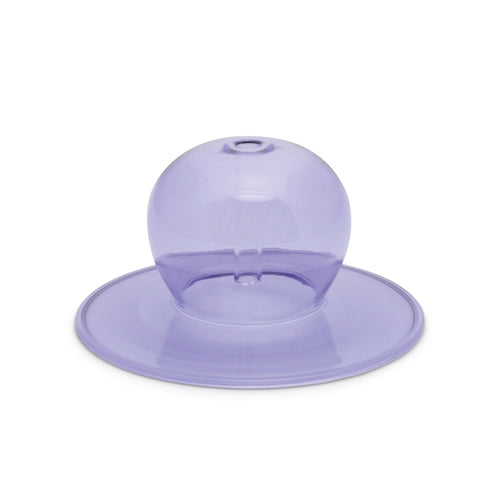 Paddywax Realm Glass Bubble Incense Holder