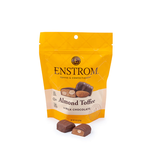 Enstrom 8oz Almond Toffee Petites Bag