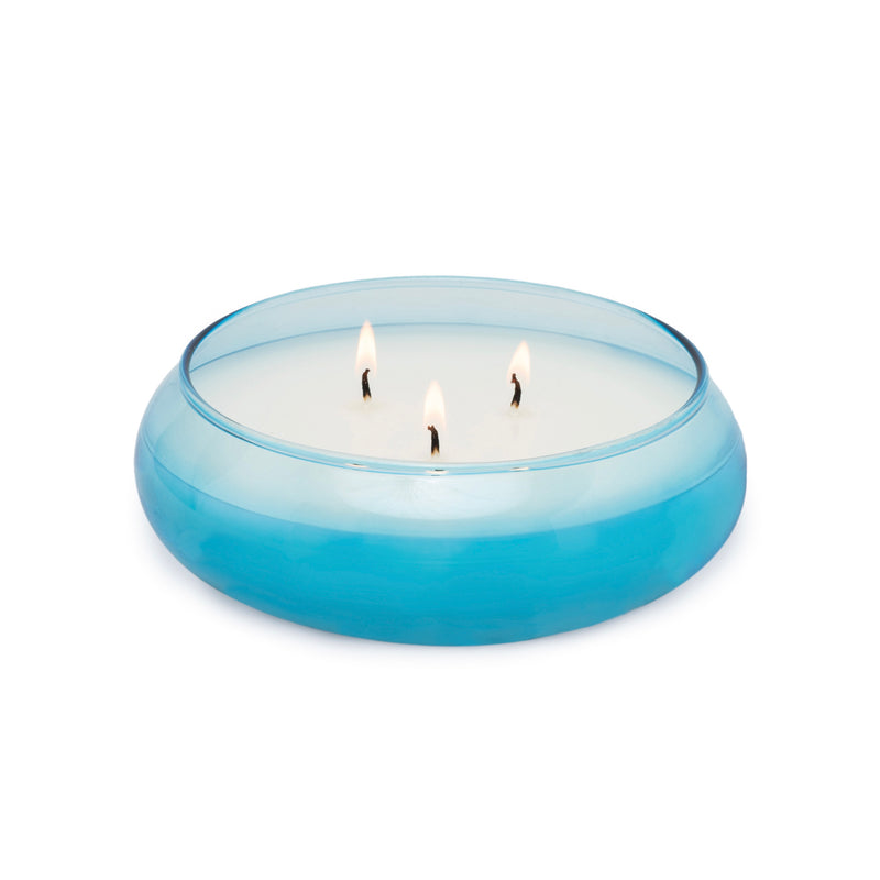 Paddywax Realm 13.5 Large Bowl Transparent Glass Candle