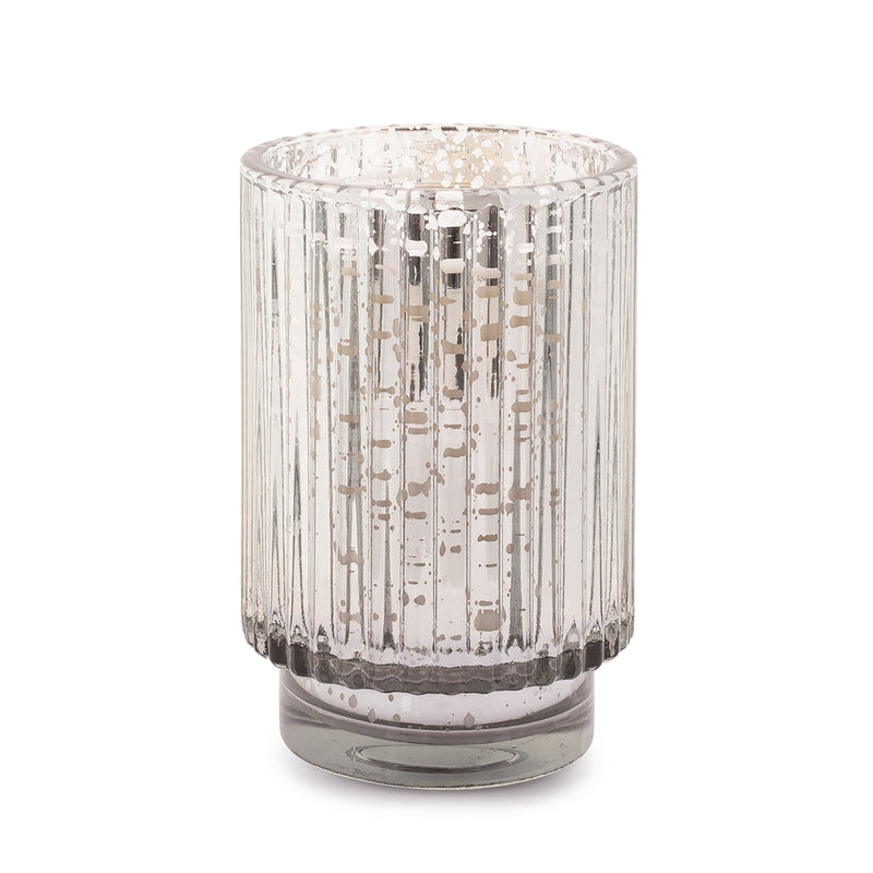 Paddywax Mercury Ribbed Glass - Tall