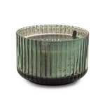 Paddywax Mercury Ribbed Glass, Wide