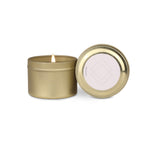 Paddywax Element 2oz Gold Tin