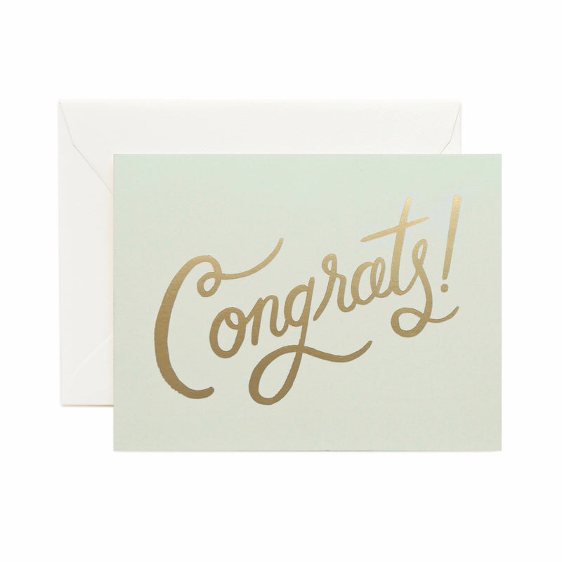 Rifle Paper Congratulations Cards