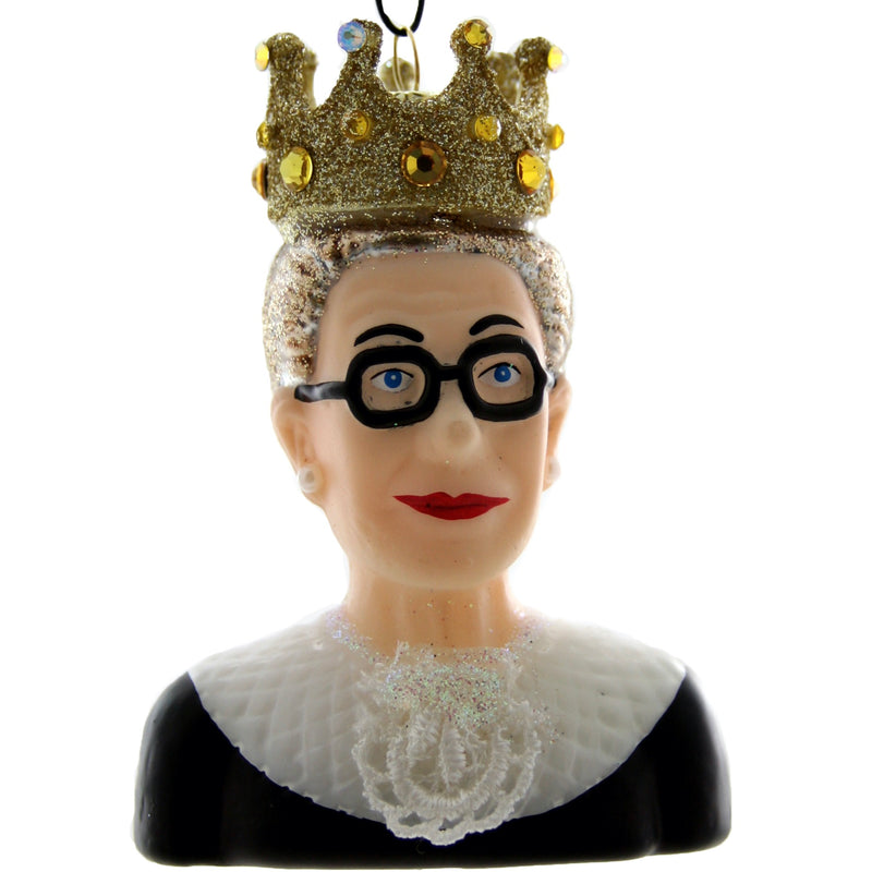Cody Foster Ornament - RBG