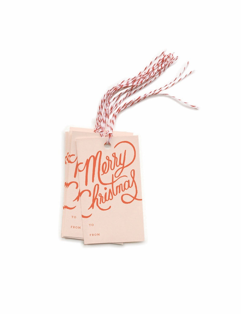 Rifle Paper Holiday Gift Tags