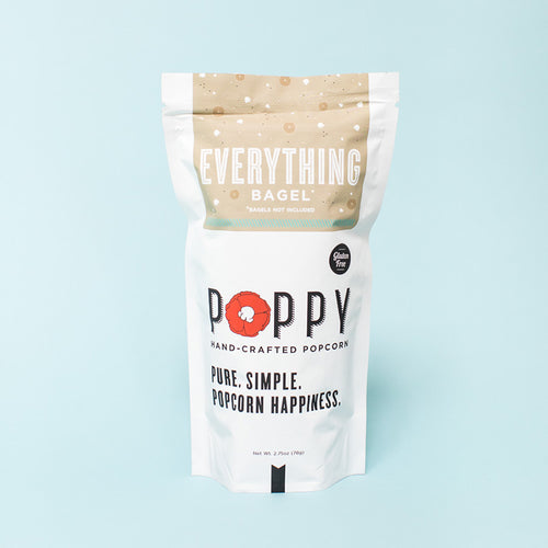 Poppy Handcrafted Popcorn (6 flavors)