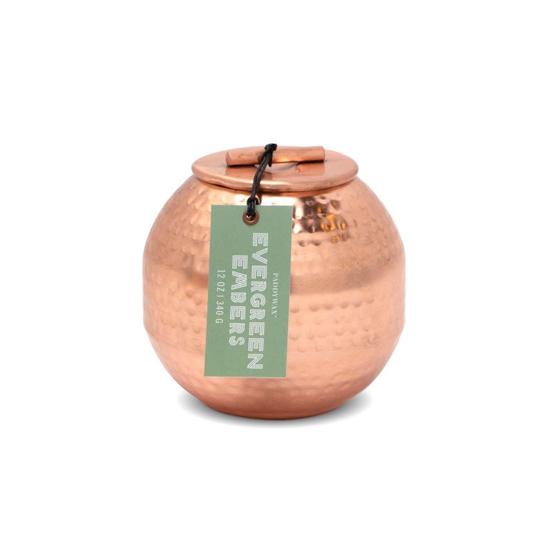 Paddywax Patina Candle with Lid
