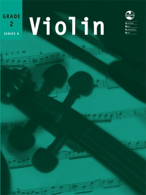 AMEB Violin Series 8 - Second Grade