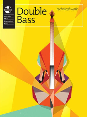 Double Bass - Technical Work Book