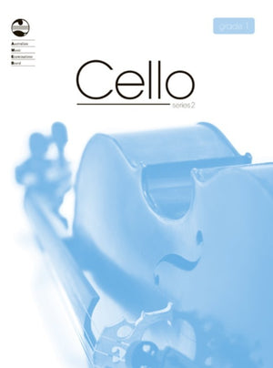 AMEB Cello Series 2 - Grade 1