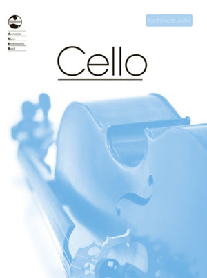 AMEB Cello Technical Work Book