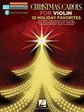 Christmas Carols for Violin: 10 Holiday Favorites