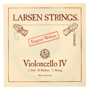 Larsen Soloist Cello C String 4/4