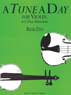 A Tune A Day for Violin Book 2