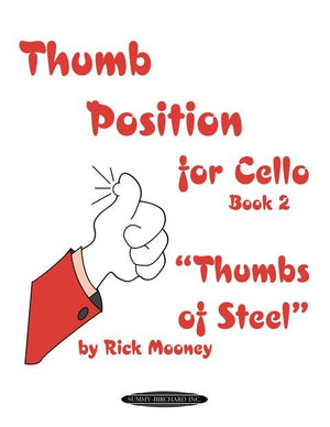 Thumb Postion for Cello, Book 2