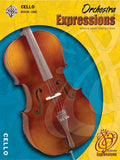 Orchestra Expressions 1 Cello Bk/CD