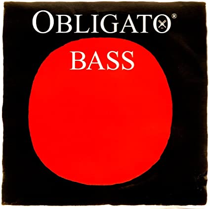 Pirastro Obligato Bass D String 1/2