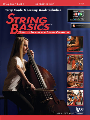 String Basics, Book 1 Double Bass