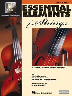 Essential Elements for Strings - Book 1 Viola with EEi