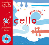 Abracadabra Cello Beginner Book & CD