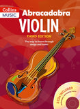 Abracadabra Violin Bk 1 +CD 3rd Edition
