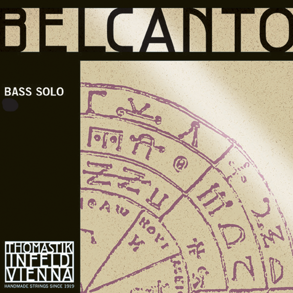 Thomastik Belcanto Double Bass Solo C1 Extension String 3/4