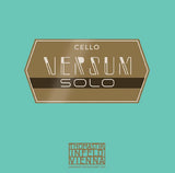 Thomastik Versum Solo Cello String Set 4/4