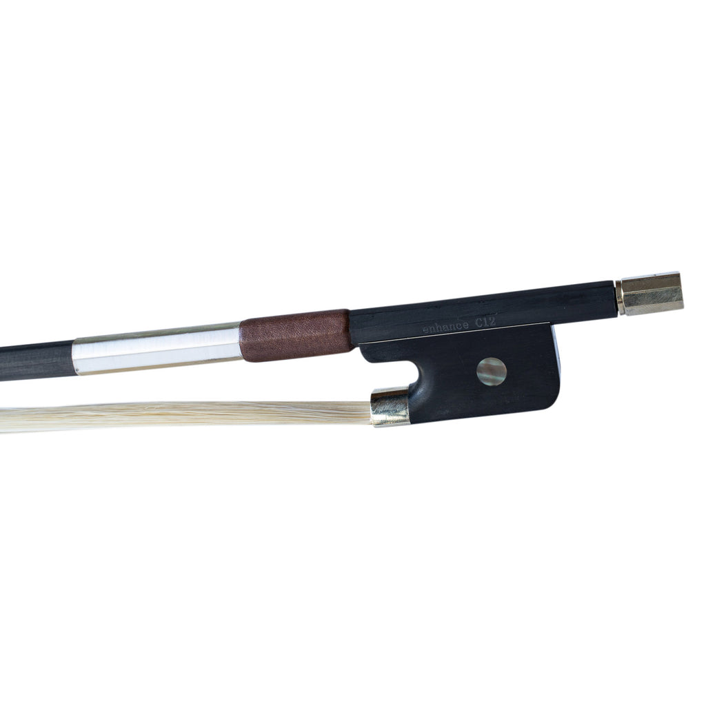 Enhance C12 Carbon Cello Bow - 4/4