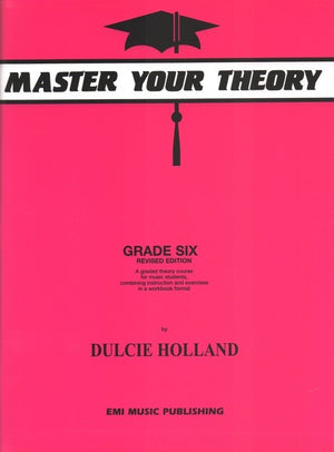 Master Your Theory Grade Six
