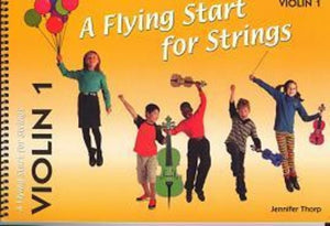 A Flying Start for Strings - Violin 1