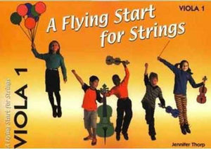 A Flying Start for Strings - Viola 1